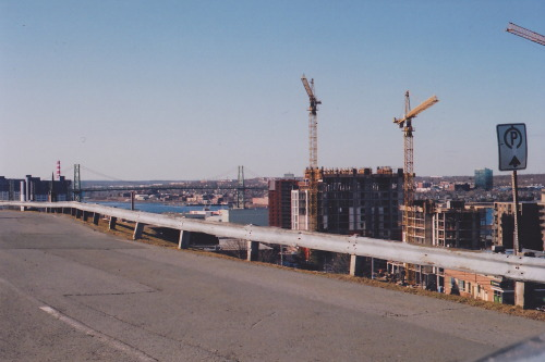 view of the harbour/basin from citadel hill  Submitted by w-olfmother - thanks!