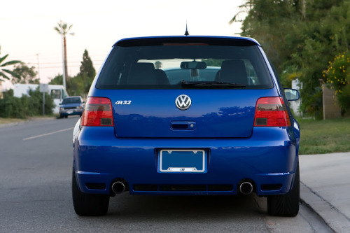 Wouldn't mind a stock MK4 R32.