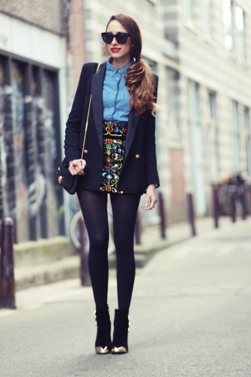 what-id-wear:  (original : Preppy Fashionist )