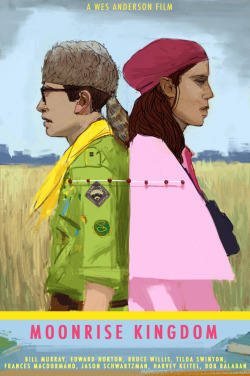 fuckyeahmovieposters:  Moonrise Kingdom by Ryan McShane