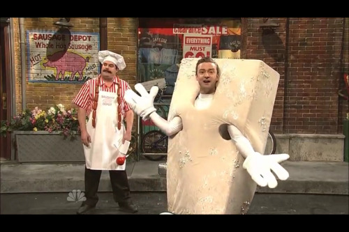 Bring it on down to Veganville!!! #snl