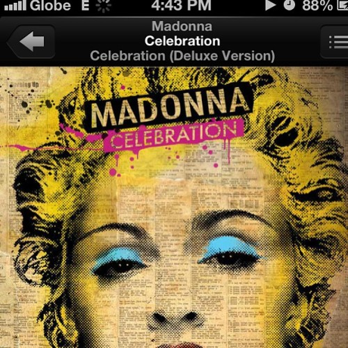 Celebration #madonna #pop #music