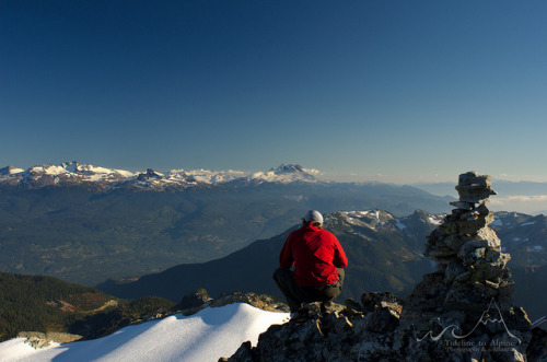 Brandywine Summit Garibaldi View by Tideline to Alpine Photo, Idiosyncrasy Exemplified on Flickr.