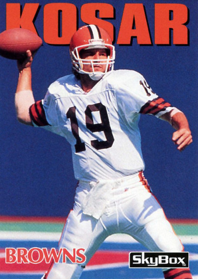 Football Sunday Bernie Kosar