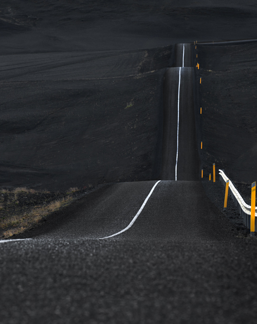vurtual:  Road to nowhere (by Jan Gravekamp)