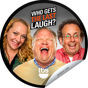 I just unlocked the Who Gets the Last Laugh? Nicole Sullivan; Kevin McDonald; Larry Joe Campbell sticker on GetGlue                      68 others have also unlocked the Who Gets the Last Laugh? Nicole Sullivan; Kevin McDonald; Larry Joe Campbell sticker on GetGlue.com                  The comedic pranksters are Nicole Sullivan, Kevin McDonald and Larry Joe Campbell. Included: Sullivan revs up for some roadside assistance. Share this one proudly. It's from our friends at TBS.