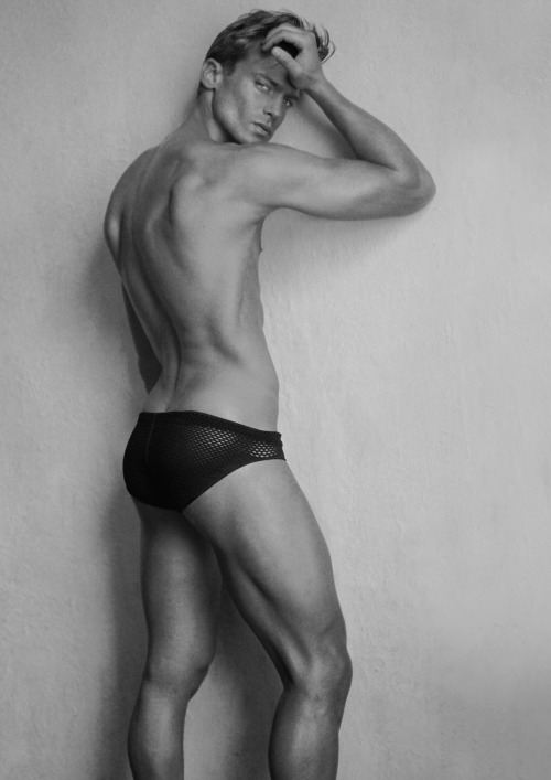 bookofboys:  Jason Morgan by Joseph Bleu