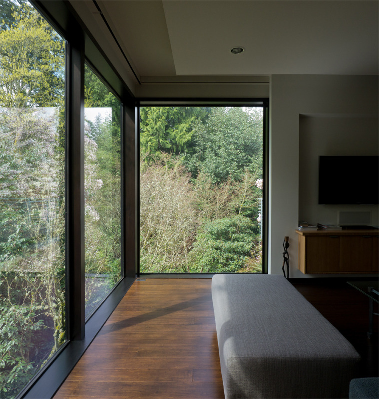 wabi treehouse | window detail ~ erich remash architect