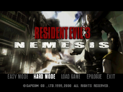 Downloaded and now playing Resident Evil 3: Nemesis for my laptop.Tumblr ask me if you wanna download and play it too!It's just less than 300mb ^_^ Keyboard control makes the game even harder. ='3My USB controller sucks I need new one! =/
