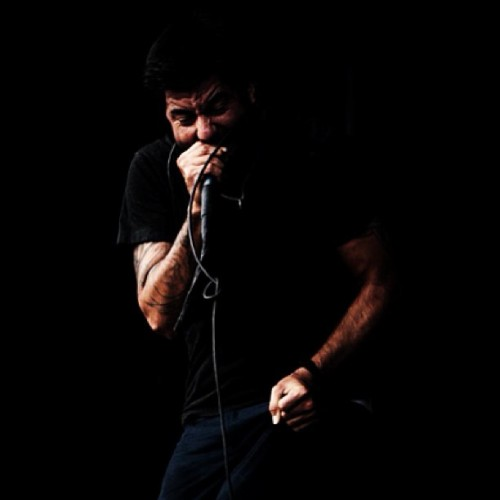 darthmckramm:  Chino Moreno has a way with words. #deftones #koinoyokan #chinomoreno