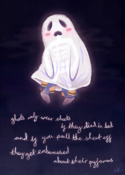 True Ghost Facts
