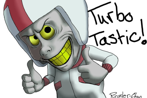 TURBO TASTIC!!! for toxicpsycho