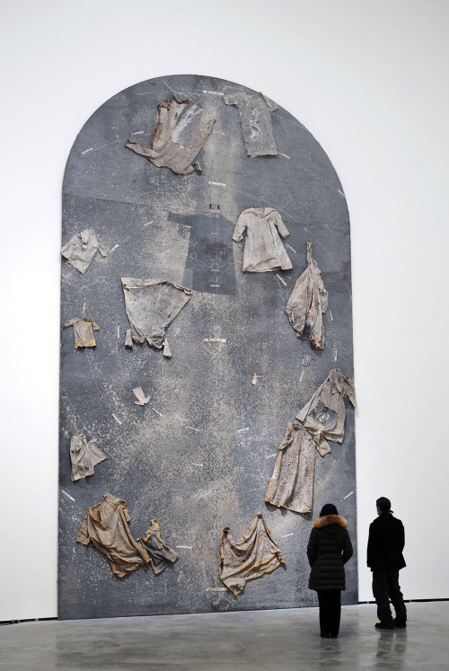 blue-voids:  Anselm Kiefer - The Hierarchy of Angels, 2000  This is so beautiful…I am speechless.