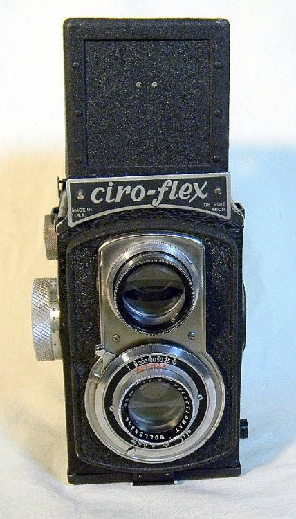 Ciiro Flex Twin Lens Reflex Camera