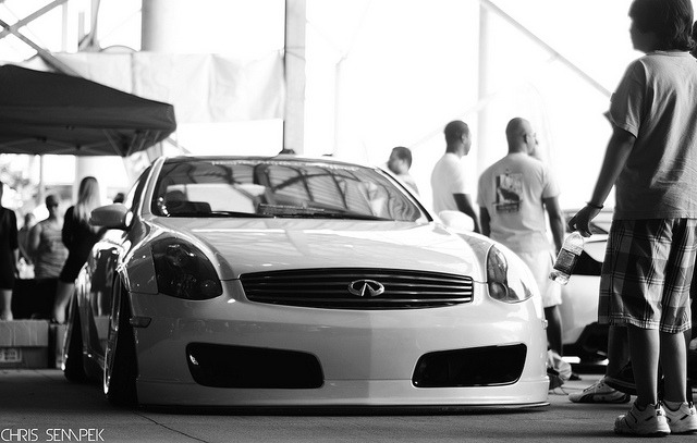 phokingrice:  Bagged G35 by Chris Sempek on Flickr.