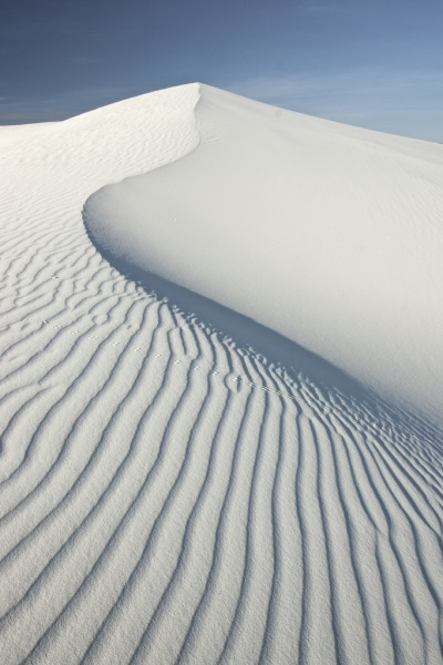 refluent:  White Sands National Monument [staircase] (by Images of Elbows)  beautiful  -sofia