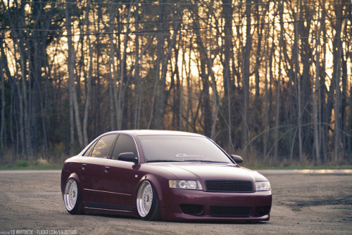 stancespice:  Marc's A4 by WhitbeckPhoto.com on Flickr.