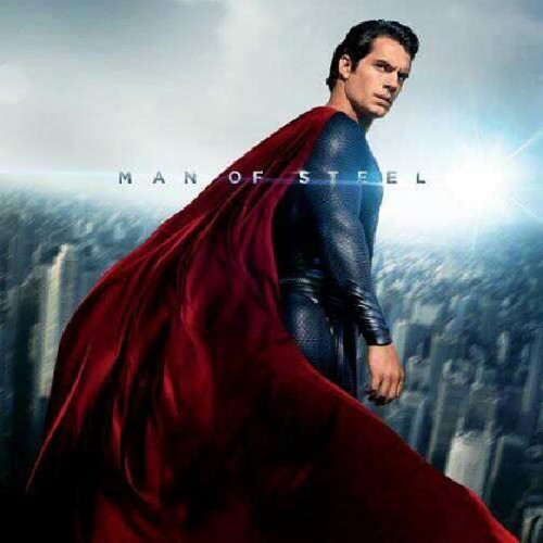 You will give the people an ideal to strive towards. #ManOfSteel