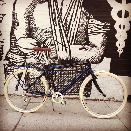 @feltbicyclest #cafe bikes have been a HUGE hit in Wicker Park! Come grab one before we're out…
