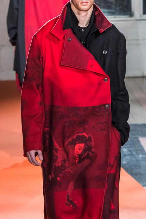 Yohji Yamamoto F/W Fall Winter 2010 Menswear Paris PFW Fashion monsieurcouture @michelsonmichel