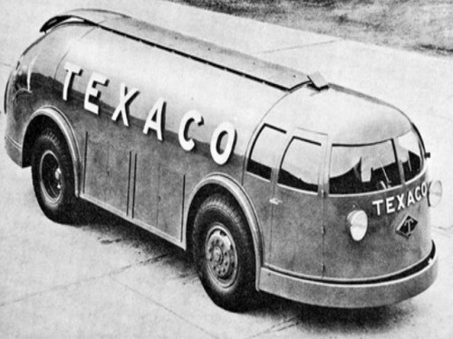 1934 Diamond T Doodlebug Diamond T Doodlebug 1934 Diamond T Doodlebug Texaco Tanker Diamond T Tanker 1934 Texaco Rare Truck Rare Truck Old Photo Weird Design Weird Design Weird Truck Art Deco Unconventional Unusual Unusual Truck Rear Engine Texaco Fire Chief Texaco Truck Gasoline Tanker Oil Tanker Doodlebug Tanker