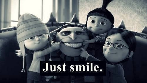 Just Smile :) |