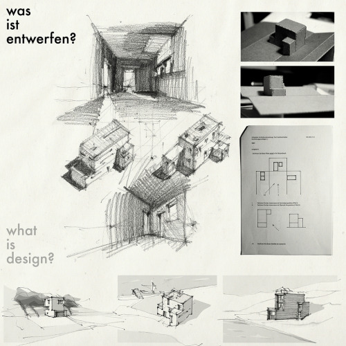 n-architektur:  was ist entwerfen? // what is design? by Flaf