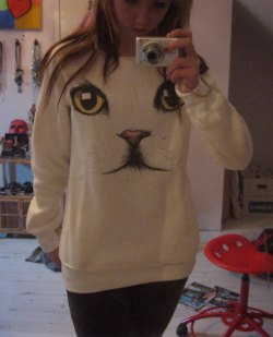 new sweater <3