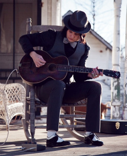 urbanemenswear:  Mr. Jack White