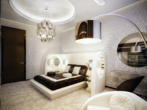 homedesigning:  Luxury Bedroom
