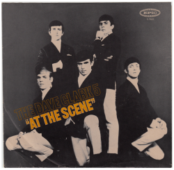 "The Dave Clark Five ""At The Scene"" / ""I Miss You"" Single - Epic Records, US (1966)."
