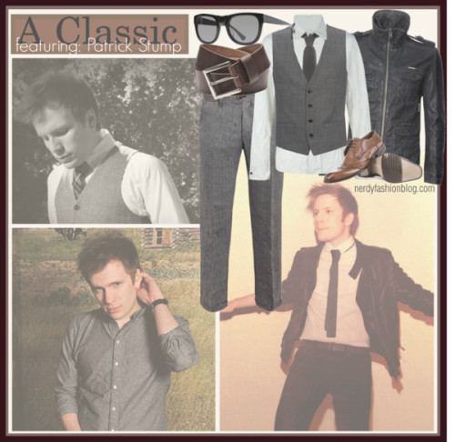 A Classic | feat. Patrick Stump by chelsealauren10