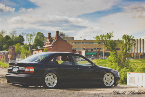 stancespice:  Tyler's Bagged B5 by David-Auerbach on Flickr.