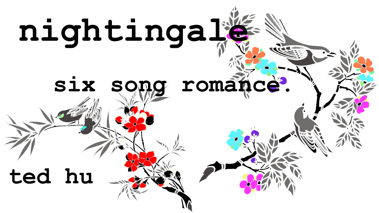 Track 3: nightingale my new EP: six song romance.