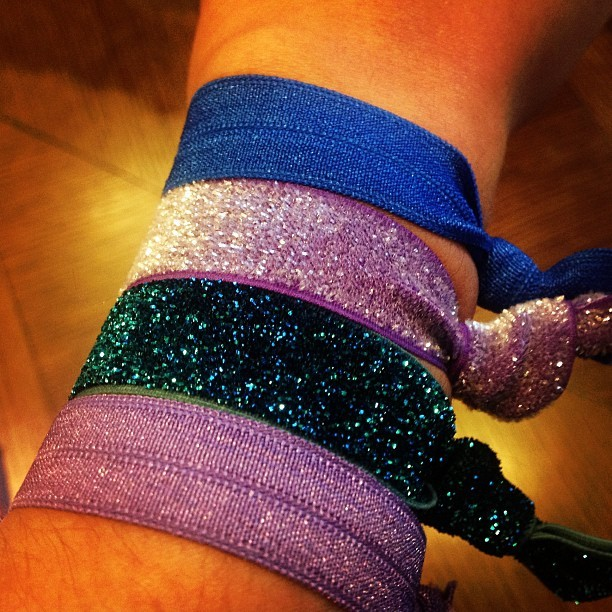 We at the store are wearing #blueandpurple to show support for Sydney. You are in our thoughts and prayers! #pray4sydney (at Linda's G2G)