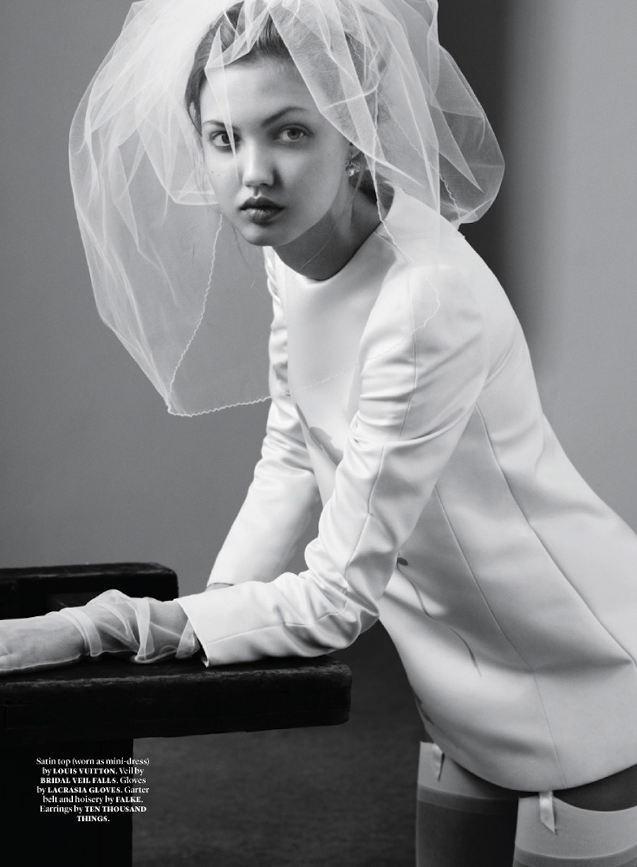 Lindsey Wixson - Document #2 by Paul Wetherell