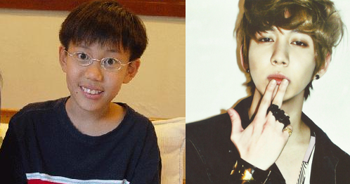 zelooooooooooo:  puberty didn't do that to me unfair.