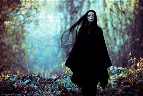 Motherland Chronicles 4 - The Waiting by zemotion on Flickr.Jingna Zhang