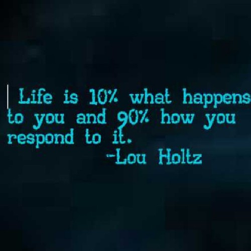 Truth #louholts #qouteoftheday #inspiration #influence #motivation #thinktuesday #lifeislikeaboxofchocolate #lifelesson #changeisgood #smile