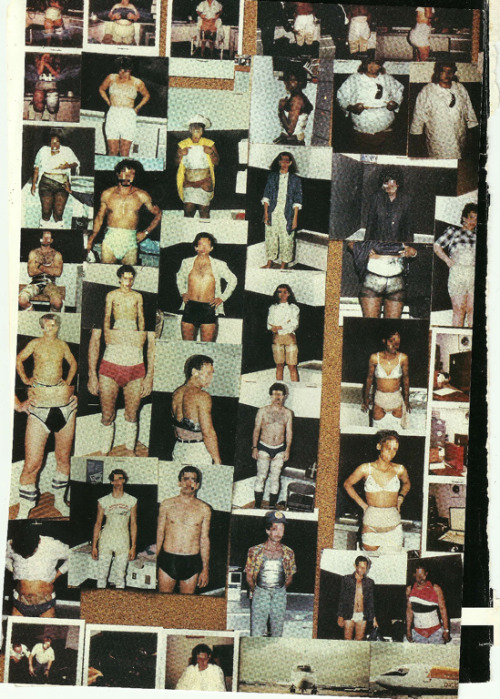 vintagenatgeographic:  Cocaine smuggler Polaroids, National Geographic January 1979