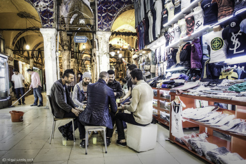 Card Game in the Grand Bazaar on Flickr.