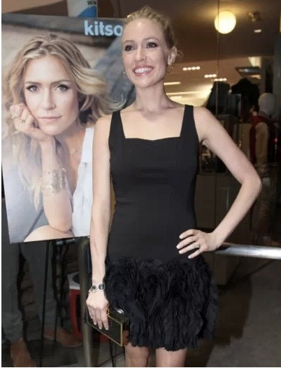 Kristin Cavallari reveals her secret to losing weight: healthy recipes and no alcohol! Click the pic to read more!