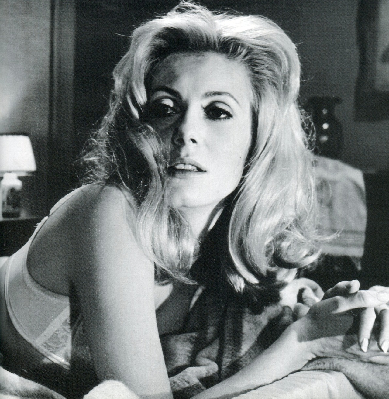 aladyloves:  Catherine Deneuve in Belle de jour (1966)