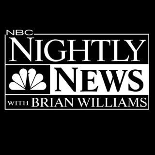 I am watching NBC Nightly News with Brian Williams                                                  55 others are also watching                       NBC Nightly News with Brian Williams on GetGlue.com