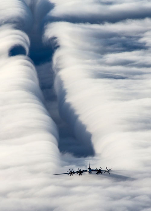 Tupolev Tu-95MS, photo by Vadim Savitsky (via)