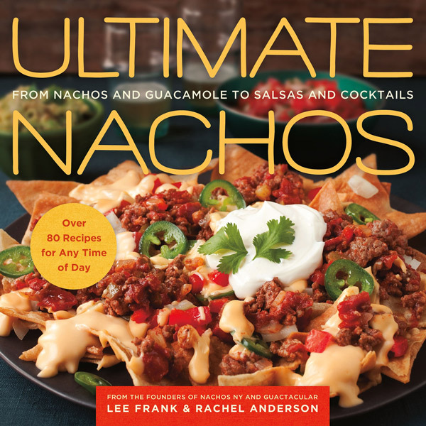It's a book about nachos.