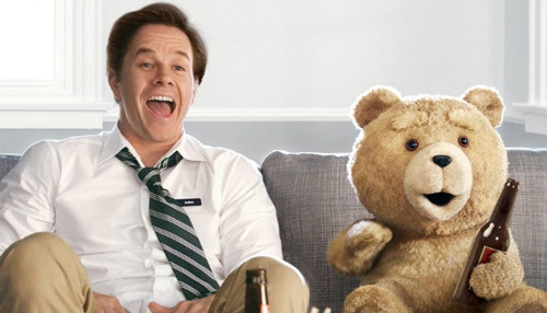 totalfilm:   Mark Wahlberg confirms Ted 2 Given the box-office success of Seth MacFarlane's Ted, it's no surprise that there has been plenty of talk about a potential sequel, and Mark Wahlberg has officially confirmed that the wheels are now in motion…  OMG