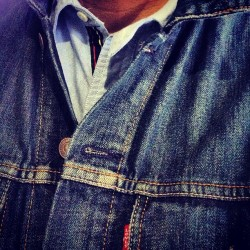 Monday Moods. Brooks Brothers + Levi's = American