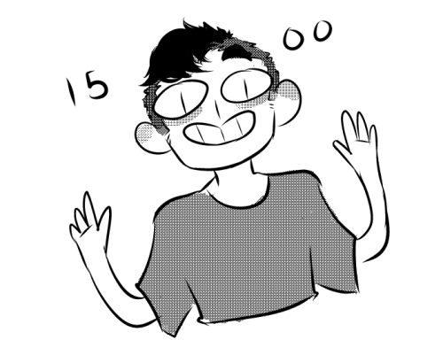 whaoanon:  HEY LOSERS!!! I'm going to do a give-away for 1500 followers!!! Likes and reblogs count I guess???? Don't be fucking stupid and if I see you reblogging a bunch i'll kill you and you can't get a picture. Basically I'll draw someone a picture. Something like this and this and this one character and a background sorta deal ok. This ends on Sunday the 13th at midnight. ???? ? ?? ???? ??  ok i don't reblog giveaways usually but i reblogged something else tonight so i am on a spree and i want this i want you to draw my ocs shad