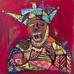 "gskinner:  SOLD!!!! My painting ""Jester of Gohar"" sold today. Just finished it in January and it sold already"
